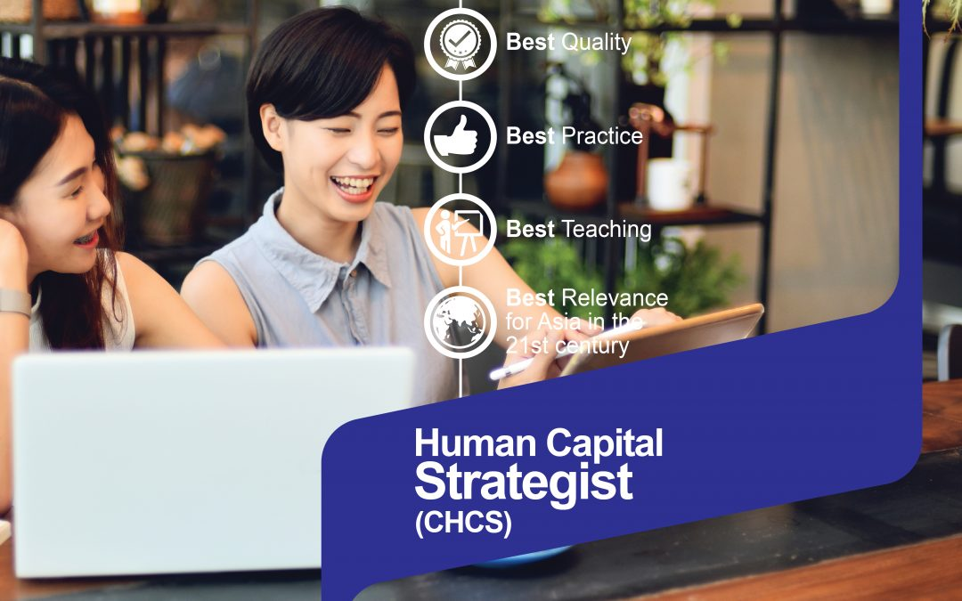Certified Human Capital Strategist (CHCS 02)