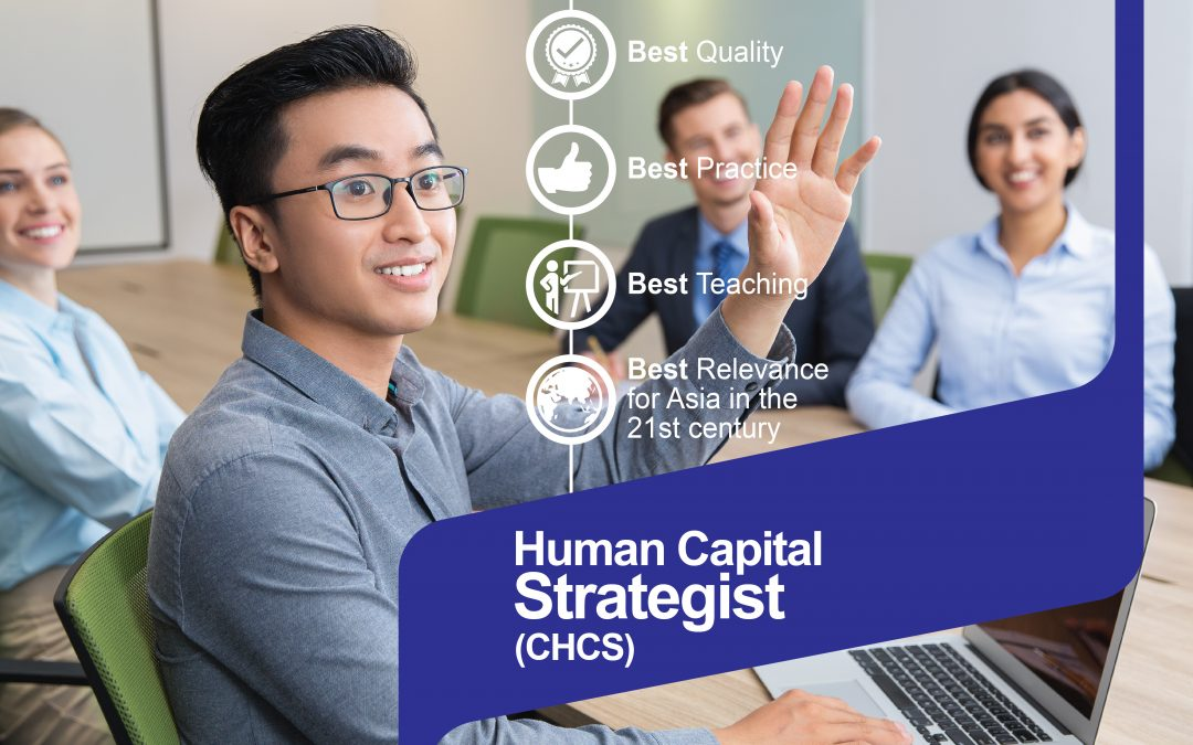 Competent Human Capital Strategist (CHCS 01)
