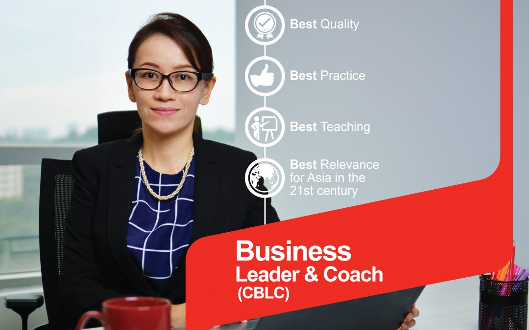 Business Leader and Coach (CBLC 01 + 02)
