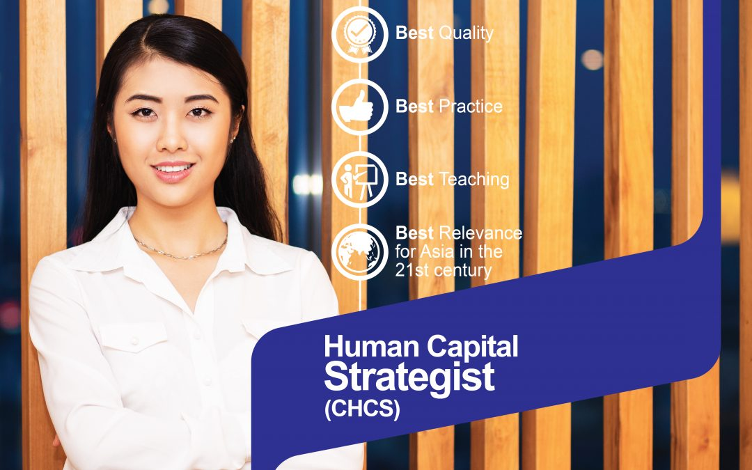 Human Capital Strategist (CHCS 01 + 02)