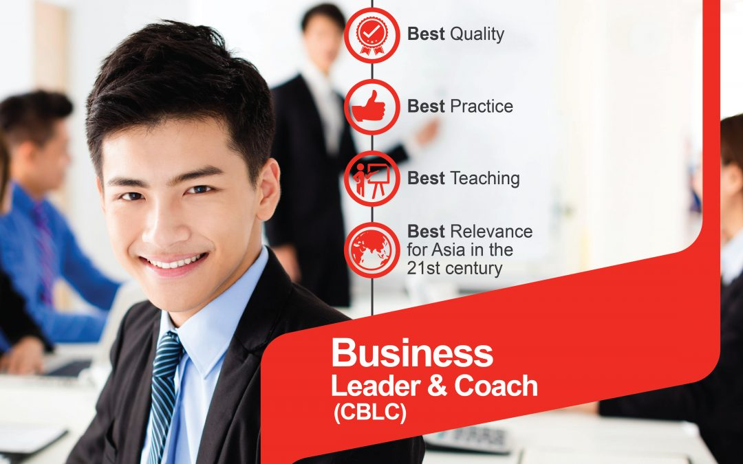 Competent Business Leader & Coach (CBLC 01)