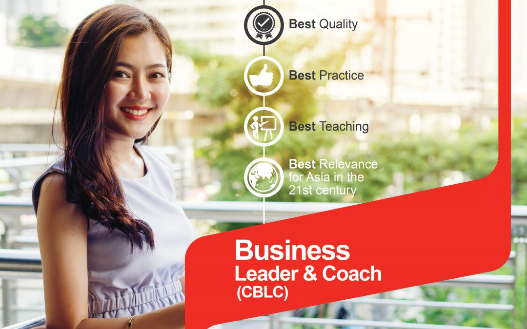 Competent Business Leader & Coach (CBLC 01)
